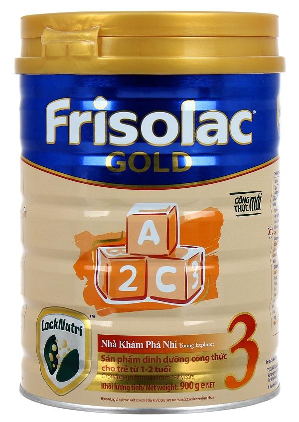 Sữa Frisolac Gold 3 1,5kg