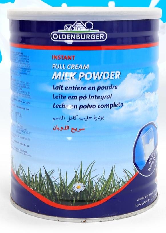 sữa oldenburger