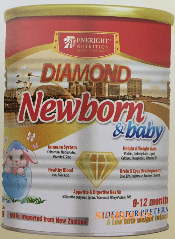 Sữa Diamond Newborn Baby