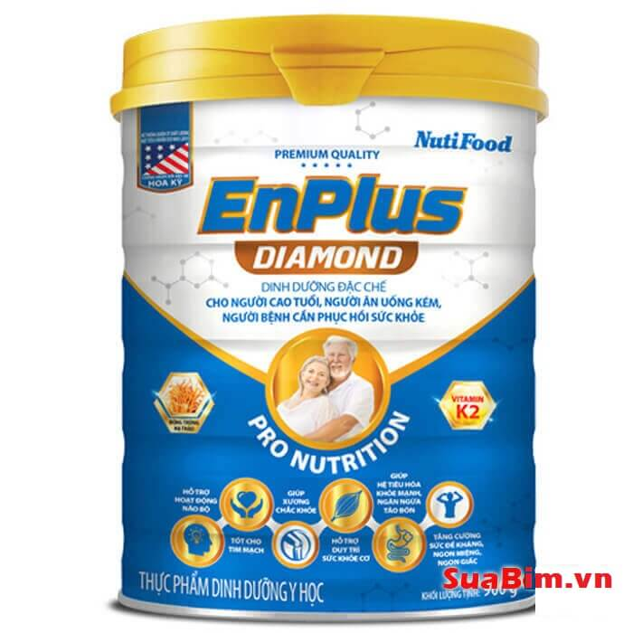 Sữa Enplus Diamond 900g