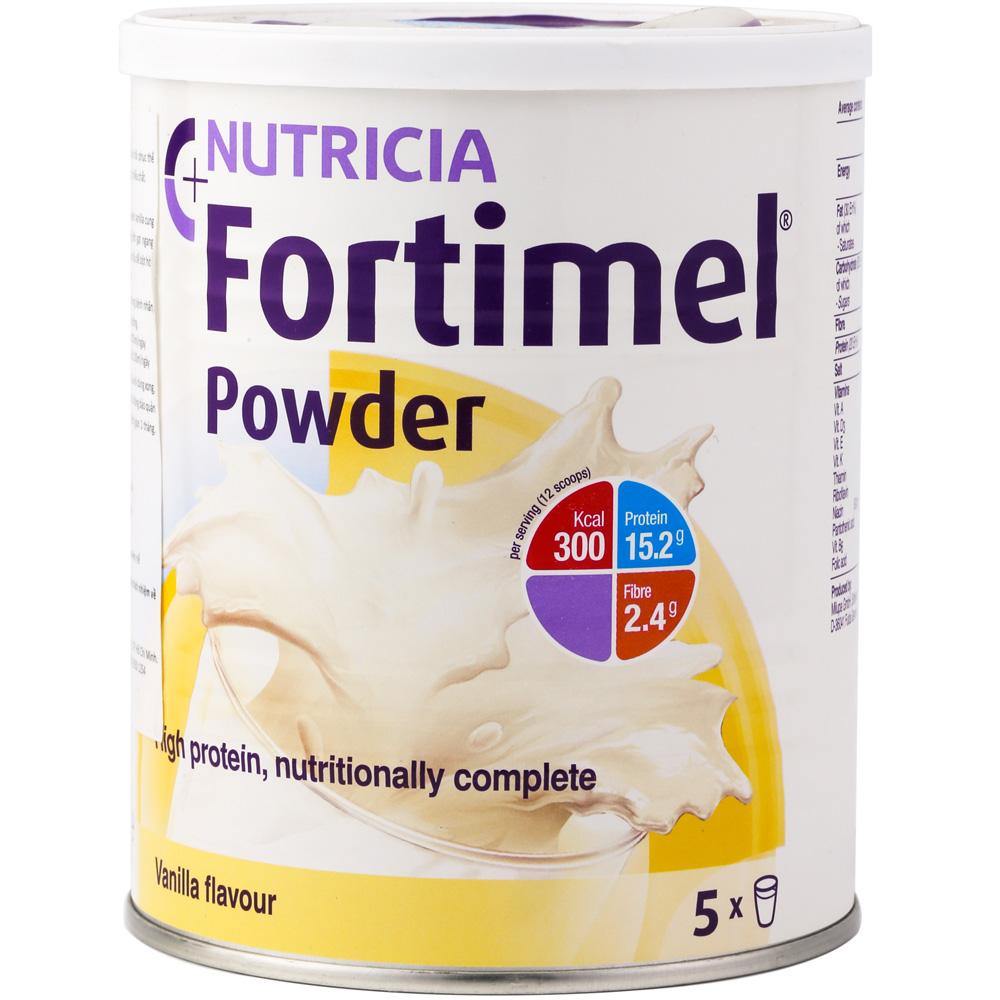 Sữa fortimel cho người bệnh sản xuất tại đức nhập khẩu từ hà lan