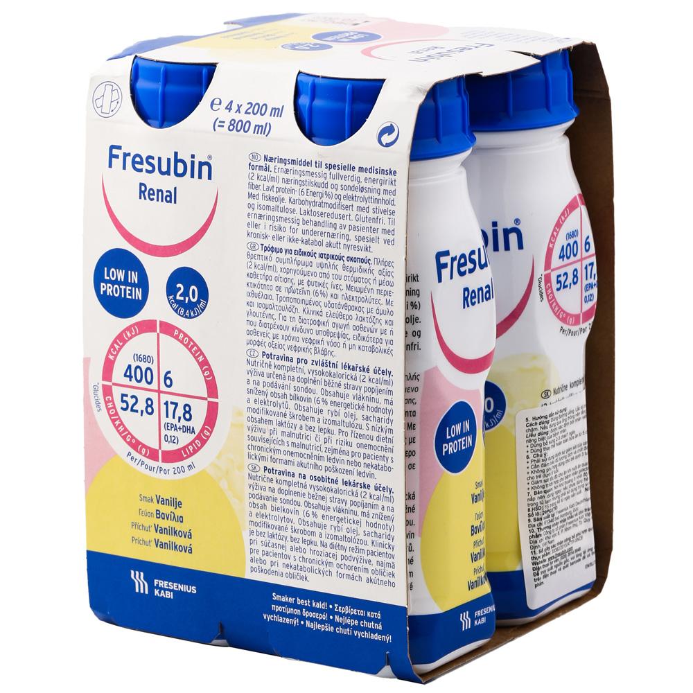Sữa Fresubin renal 200ml