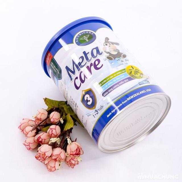Sữa Meta Care giúp bé phát triển chiều cao và cân nặng, sale giá sốc tại sữa bỉm