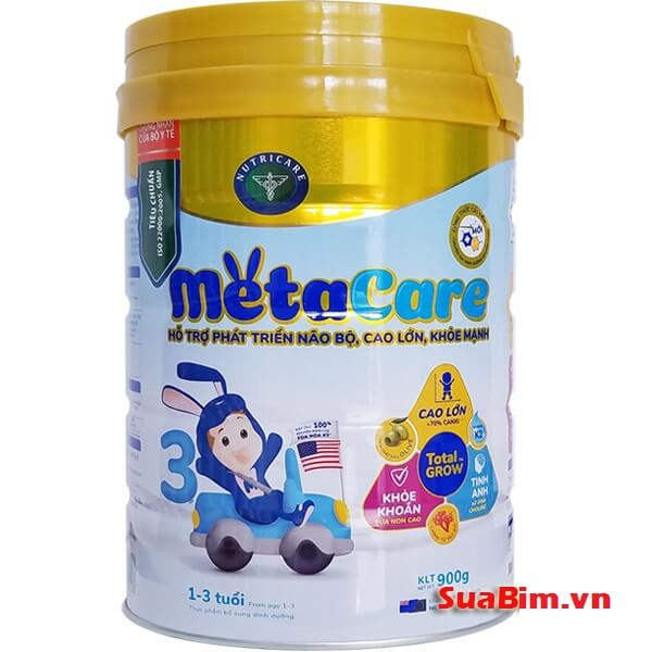sữa metacare số 3