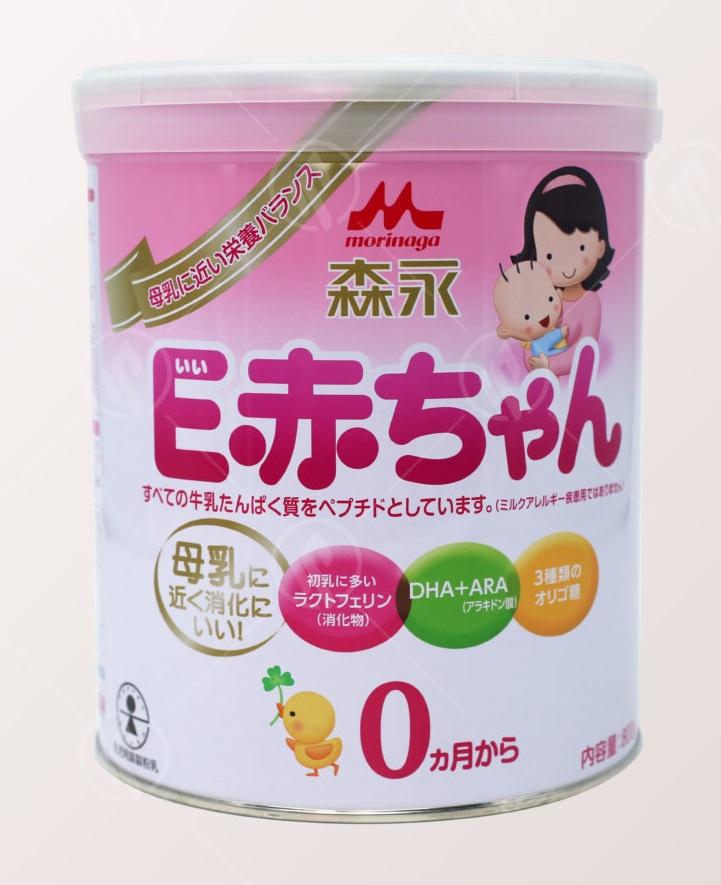Sữa Morinaga E Akachan 800g