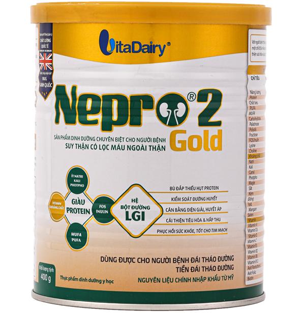 Sữa Nepro 2 gold 400g