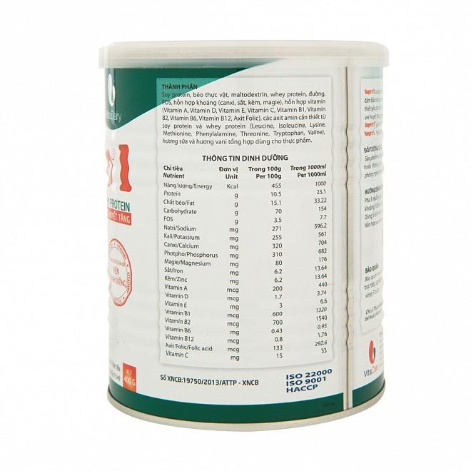 Sữa Nepro 1 900g (dành cho người chạy thận) giá khuyến mại SỐC1