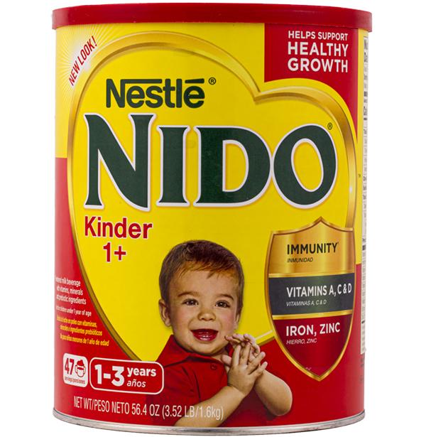 Sữa nido nắp đỏ nhập khẩu từ mỹ