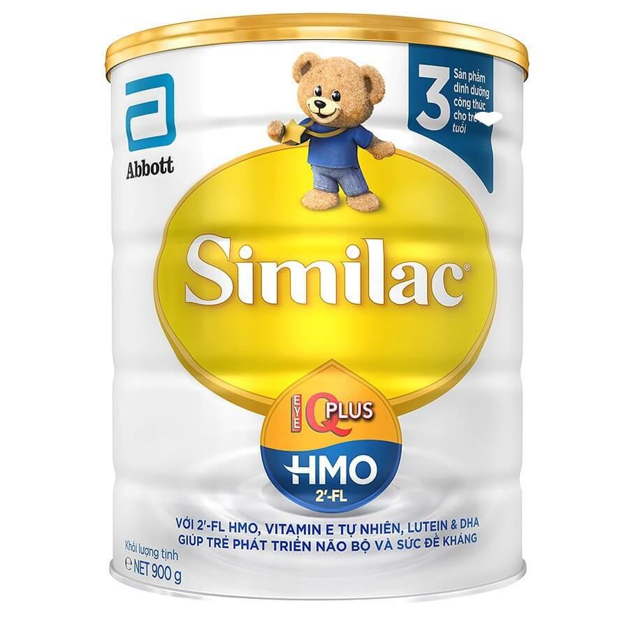 Abbott Similac Gain Plus IQ 3
