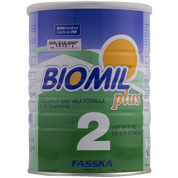Sữa Biomil plus 2