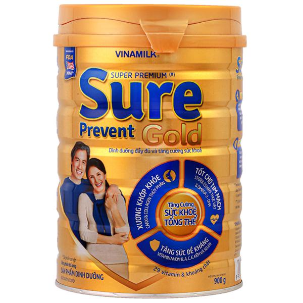 Sữa Sure Prevent 900g