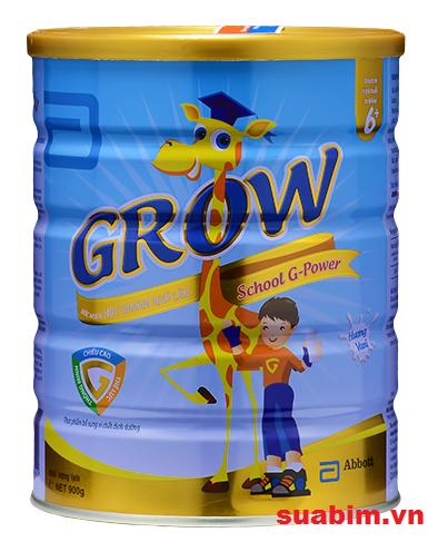 Sữa abbott grow shool 6+