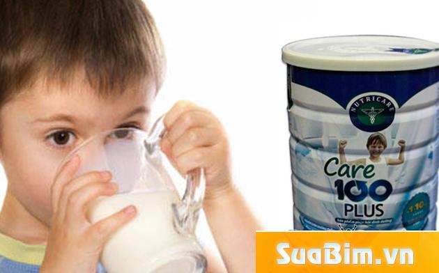 Sữa care 100 plus tăng chiều cao cho bé - Giảm giá 279k rẻ nhất hiện nay2
