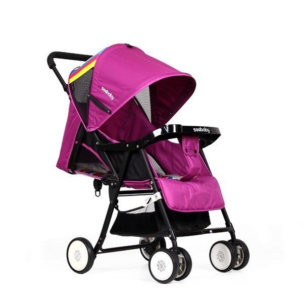 Xe đẩy trẻ em Seebaby siêu nhẹ QQ3